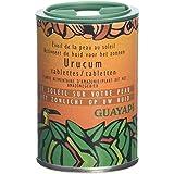 Guayapi - Complément Alimentaire - Urucum Tablettes 80 Tablettes de 600 mg