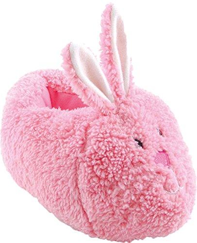 Slumberz , Mädchen Hausschuhe Pink Rabbit