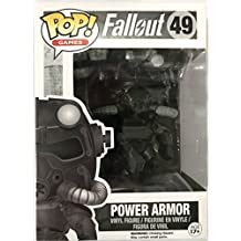 Funko pop power armor blackout fallout