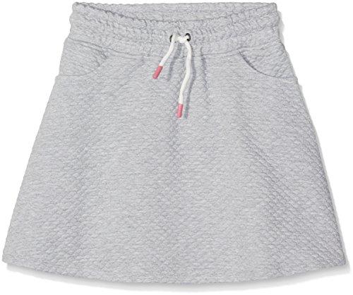 Bench Mädchen Rock 3D Sweat Skirt Grau (Winter Grey Marl Ma1054) 164 (Herstellergröße: 13-14)
