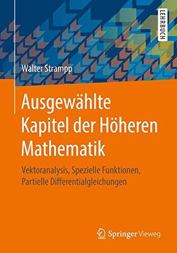 Ausgewählte Kapitel der Höheren Mathematik