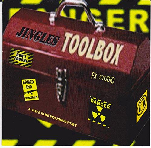 Die Jingles Toolbox CD, Professional Audio für DJ/Radio/Studio, Kehrmaschinen und Sound Effekte