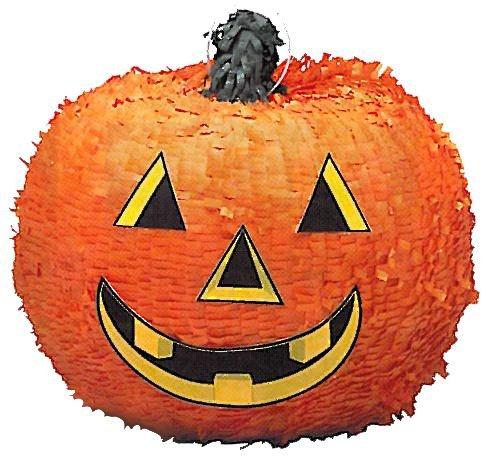 AmerTraders Halloween KürbisPinata- 30,5 ()