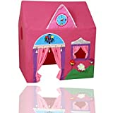 #3: Magicwand Jumbo Size Queen Palace Tent House for Kids