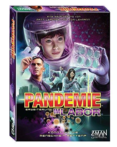 ZMan 691120 - Brettspiel - Pandemie - Im - Spiel Pandemie