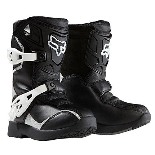 Fox Junior Motocross-Stiefel Comp 5K Schwarz Gr. 31