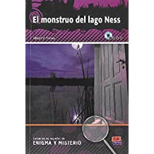 El monstruo del lago Ness (Libro + CD) (Lecturas de Español Eenigma y misterio)