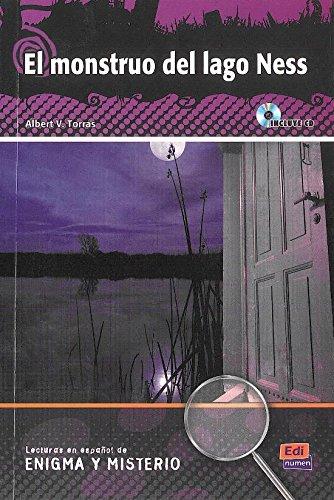 El monstruo del lago Ness Book + CD (Enigma y Misterio) por Albert Viaplana Torras