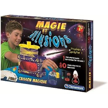 Clementoni - 62322.8 - Jeu d'imitation - Magie & Illusions