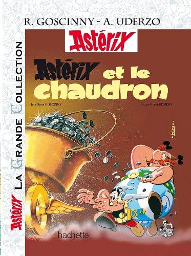 Astérix La Grande Collection -  Astérix et le chaudron - n°13 par René Goscinny