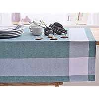 Verde a quadretti tovaglia tavolo panno elegante pratico e di
