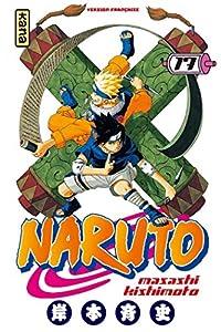 Naruto Edition simple Tome 17