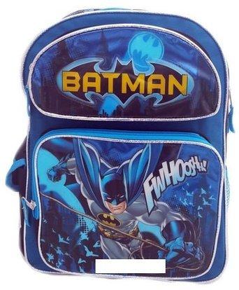 Rucksack–DC Comics–Batman fwhoosh. 40,6cm Schule Bag, New 141657