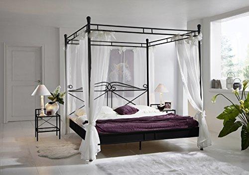 Metallbett 140x200 mit himmel  metallbett mit himmel - Bestseller Shop für Möbel und Einrichtungen