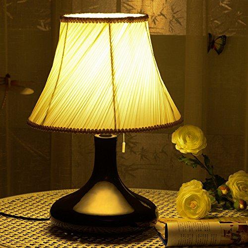 Kesierte Ceramica tovaglia camera da letto lampada