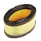 OuyFilters Filtro de aire Reemplace para Tecumseh 33268 33263 Fit para HM70 HM80 H80 H80 HM100 HXL840 TVM195 John Deere M49746 30-100 100-115