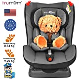 Trumom (USA) Baby Convertible Sports Car Seat for kids 0 to 7 years old (upto 25 kgs)