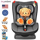 Trumom (USA) Baby Convertible Sports Car Seat for Kids 0 to 7 Years