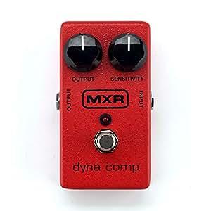 MXR - Compresseur Dyna Comp - Compresseur - M102