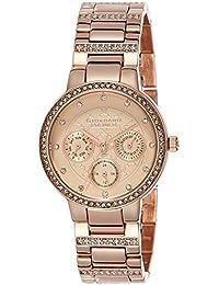 Giordano Analog Rose Gold Dial Women's Watch-P2053-33