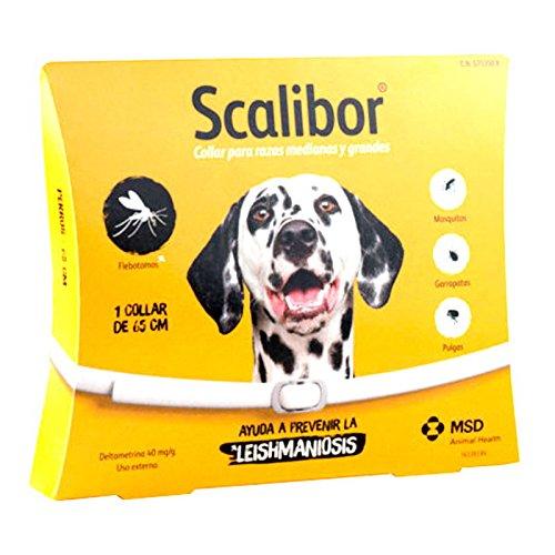 Scalibor – Zecken Halsband für große Hunde
