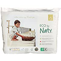 Nature Babycare - Pantalón de aprendizaje desechable, 18 piezas