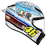 Helm AGV Pista GP Rossi Winter Test 2017 Carbon, L