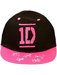 GIRLS CAP ONE DIRECTION AUTOGRAPH 1D BASEBALL CAP