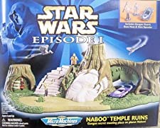 Star Wars Episode I MicroMachines - Naboo Temple Ruins by Hasbro / Galoob Toys