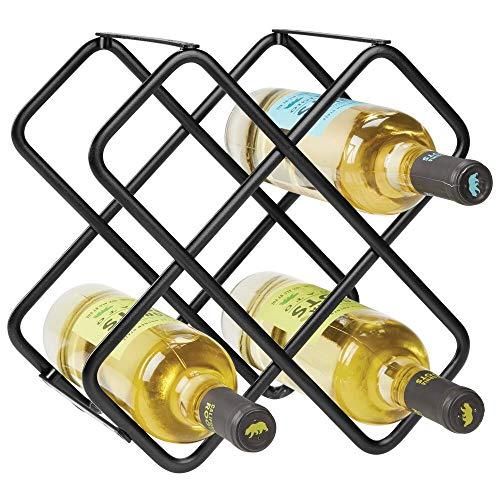 mDesign Wein- und Flaschenregal - schönes Weinregal