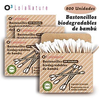O³ Bastoncillos Ecologicos 800