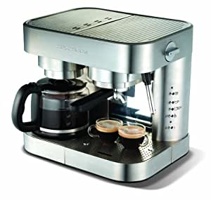 morphy richards espresso maker instructions