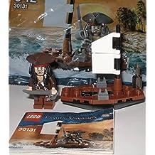 LEGO Piratas Del Caribe: Jack Sparrow's Barco Establecer 30131 (Bolsas)