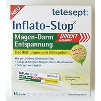 tetesept Inflato-Stop, Magen-Darm Entspannung, bei Blähungen und Völlegefühl, Direkt Granulat, sofort wirksam preisvergleich bei billige-tabletten.eu