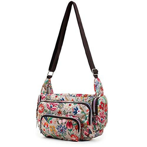 La signora tracolla messenger/panno casuale/borsa in nylon impermeabile/pacchetto Mummy-A N