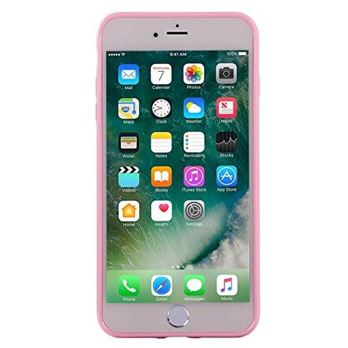 Hülle für iPhone 7 plus , Schutzhülle Für iPhone 7 Plus Solid Color Glatte Oberfläche TPU Fall ,hülle für iPhone 7 plus , case for iphone 7 plus ( SKU : IP7P7502W ) IP7P7502F