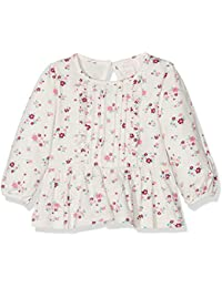 Pumpkin Patch Mini Floral Ruffle Top, Blusa para Bebés