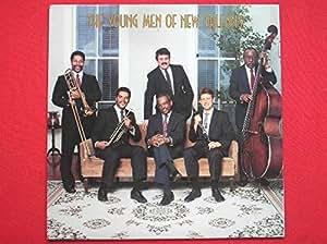 Young Men Of New Orleans Young Men Of New Orleans LP GHB GHB246 EX/EX 1988