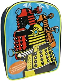Doctor Who Backpack with Adjustable Backstraps