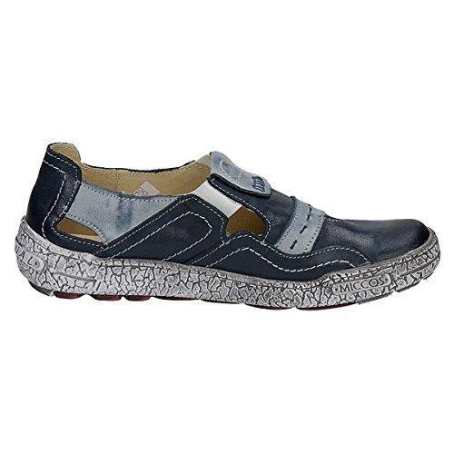 Sportif 200705 miccos shoes chaussures pour femme Bleu - ozean/komb.