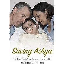 Saving Ashya (English Edition)