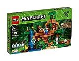 LEGO Minecraft 21125 - Das Dschungel-Baumhaus