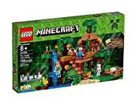 LEGO Minecraft 21125: The Jungle Tree House