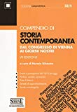 Compendio di storia contemporanea. Dal Congresso di Vienna ai giorni nostri
