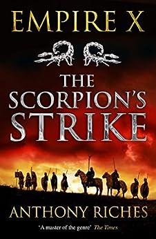 The Scorpion's Strike: Empire X (Empire series Book 10) Descargar audiolibros a la luz