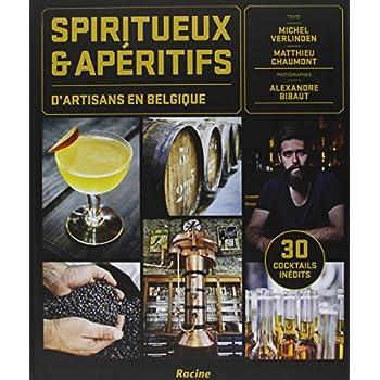 Spiritueux et apéritifs d'artisans en Belgique