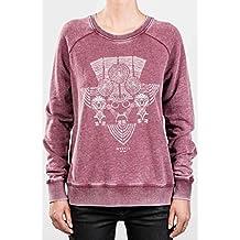 Mystic Diverge Sweater burgy Red L 40