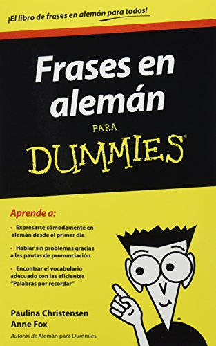 Frases en aleman para dummies (Spanish Edition)