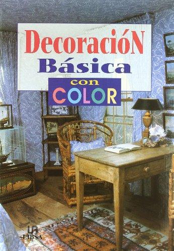 Decoracion basica con color