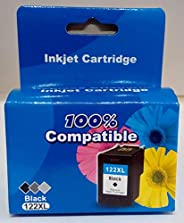 Compatible Ink Cartridges - for HP 122 XL - Black